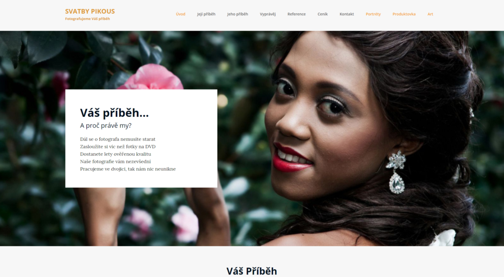 Svatby Pikous - web